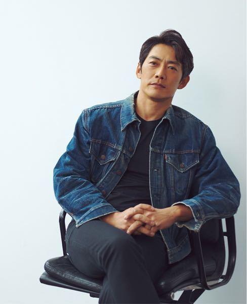 反町隆史さんのこの髪は、パーマかけていますか?