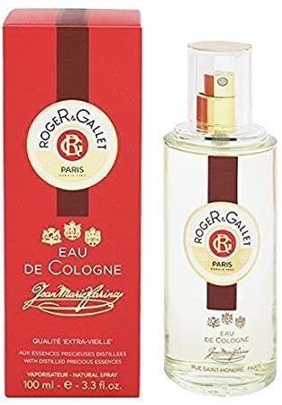 ロジェガレの香水、ジャンマリファリナはどんな匂いがしますか?