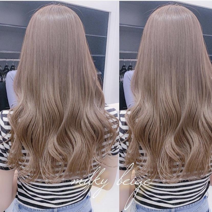 私はブルベ冬なのですが、この画像の髪色は似合うと思いますか?
