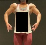 筋トレ歴2年未満の女子でここまで大きくなったそうですが、どういうことをすると、こんなになるのでしょうか? トレーニングだけでこんなに大きくなりますか?
