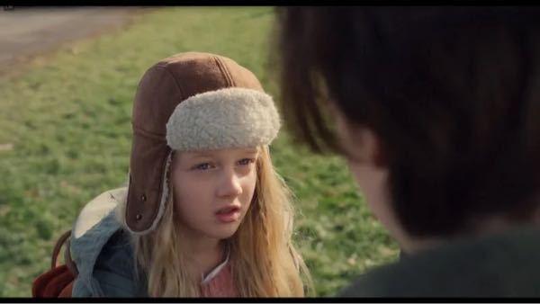 ブラックミラーのシーズン4アークエンジェルに出てるサラ役の子役はなんて言うら女優ですか?