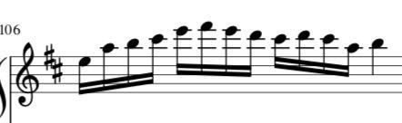 これどうやって弾いたらいいですか?(ピアノ) ♩=188です。