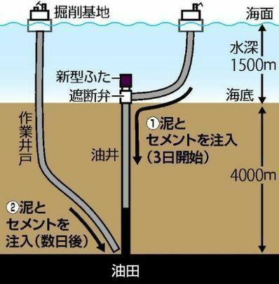 メキシコ沖の、油田掘削事故後の、 その後の対応はどうなったのでしょうか? 日本政府とアメリカ政府で、有識者会議を するべきです。 日本政府とアメリカ政府で、有識者会議を するべきです。 ご教授く...
