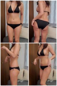 162cm56.9kgです 調べたら標準と出たのですが下腹がポコっと出ています 本当に太ってませんか?