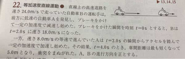 高校 物理基礎について 問題:Aの加速度αA (m/s²)を求めよ この問題がどうしても分からないので解説お願いしたいです