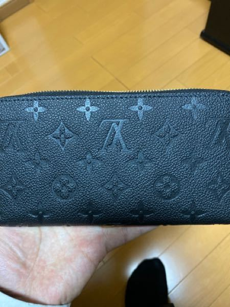 このVUITTONの財布の本物と偽物の見分け方教えてください