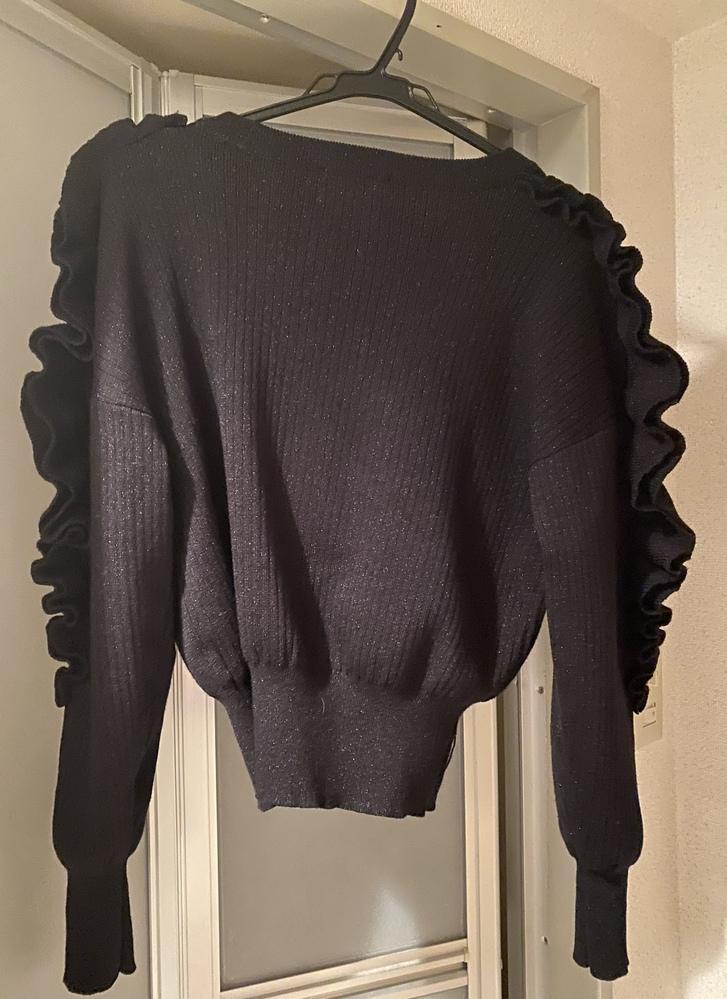この画像の洋服名と金額わかる方いらっしゃいますか? ブランドはameri(amerivintage)で2020年1月までに購入したようです。検索しても出てこなかったのでご存知の方教えて下さい。