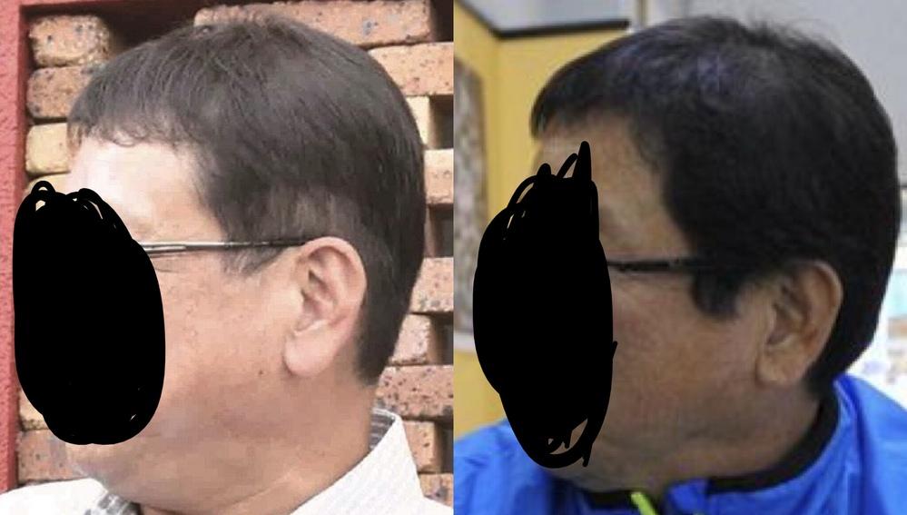 散髪して左→右くらいに伸びた頃にまた散髪するのは早くないですか? 本人にとってはこれで長いそうですが耳に掛かってないのにそんなに気になるものなんでしょうか?