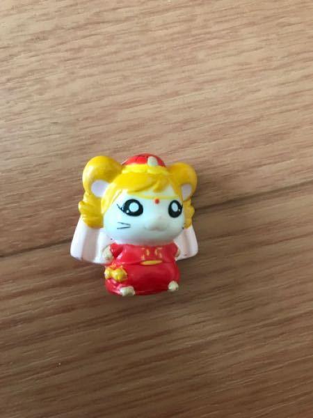このお人形はなんという名前ですか?また、なんのキャラクターなのでしょうか。ご存知の方がいらしたらお願いします。