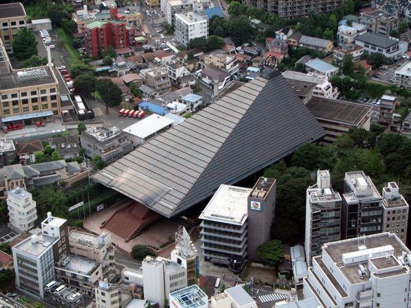 この建物知ってます?