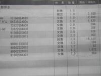 ホンダS2000の純正品部品交換についてですが、インターネットにて閲覧可能なS2000パーツカタログの希望小売価格と、 実際にディーラーにて交換して頂いた金額とが、あまりにも違うのですが何故でしょうか? 例) 部品番号 73150-S2A-013 モールデイング、フロントウインドシールド  パーツカタログ 5000円 デイーラー 7920円  部品番号 74200-S2A-00...