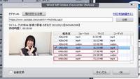 WinX HD Video Converter DeluxeでYoutube動画をDLする際に下の画像の様に、 同じmp4で同じ解像度なのに、サイズが異なるものを選択出来るようになっているのですが、これは何故でしょうか??? 大きなサイズのものを選んでダウンロードすれば画質が良くなるのでしょうか?