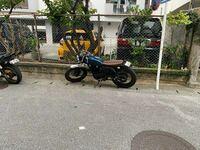 このバイクってなんていうバイクですか? かっこいいです