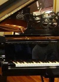 ヤマハ 掛川工場に、このような、譜面台に彫刻が入ったグランドピアノが置かれていました。 どのモデルかわかりますか??