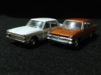 黎明期の日本車のデザインはアメリカ車を引用していますが、タテ目グロリアの引用の基の車種は何と考えられますか。