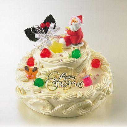 昭和のクリスマスは「バタークリームケーキ」が主流でしたか??