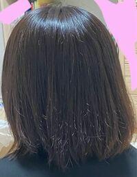 写真あり 髪の毛の先がパサパサで、ぴょんぴょんと髪の毛が出てます サラサラの人が羨ましいです どうしたらサラサラになりますか? 伸びるのを待って切るしかないのでしょうか? 日頃のケアなども教えて欲しいです !