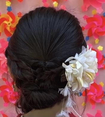 この髪型をする手順を知りたいです。 わかる方お願い致します(・・;)