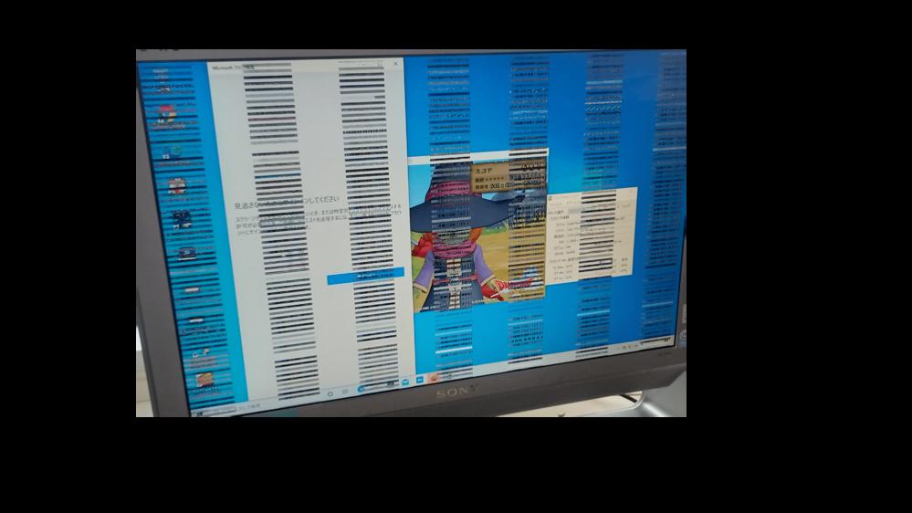 SONY VAIOです。 ドラクエベンチや、シネベンチを回すとこのような画面になってしまいます。 負荷をかけないと、このような画面になりません。 このような画面になるのか、教えて頂けると嬉しいです。 また、解決策があれば教えていただけますと助かります。