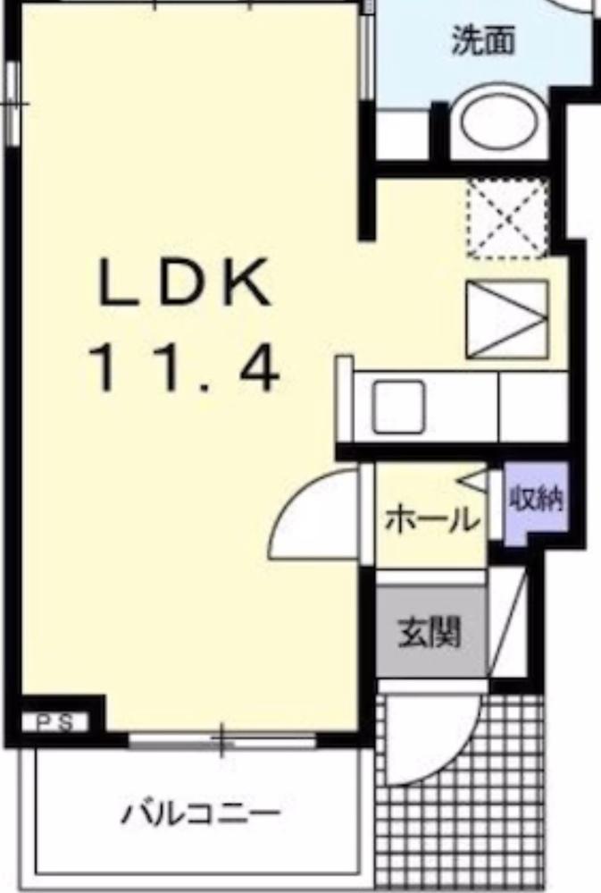 このお部屋の場合、テレビ ソファ テーブルはどの位置に置けばいいですか?