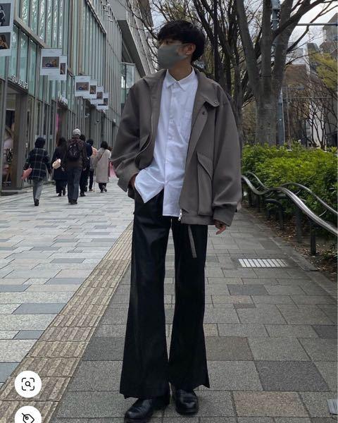 このジャケットが、どこのブランドの何という服か分かりませんか? ちなみにこの写真は、wearというアプリでryoさんという方が載せていた写真です。