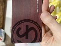このメンバーズカード、どこのものか分かる方いらっしゃいますか?