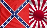 旭日旗は南軍旗と同じ運命を辿ると思いますか?  日本は太平洋戦争で南北戦争のアメリカ南部と 同じ運命を辿ったと思うのですが。