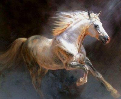 この絵のような背景の塗り方を知りたいです。