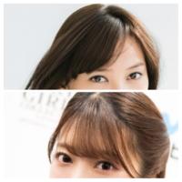坂道&俳優、女優クイズPart20 画像の現役または元坂道メンバー&女優さんは  上下それぞれ誰と、誰でしょう?