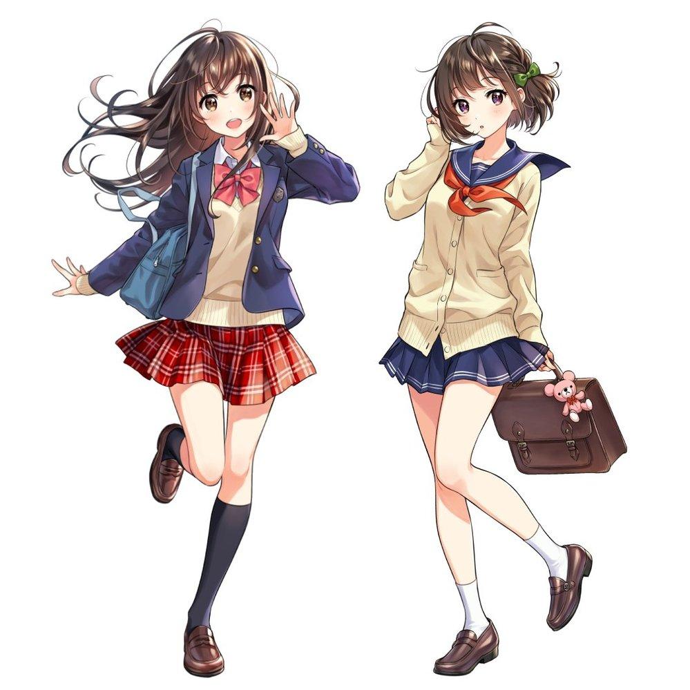 男性の皆さんに質問します。 女子高生の制服といえばズバリ、 ブレザーとセーラー服ならどちらが一番好きですか?