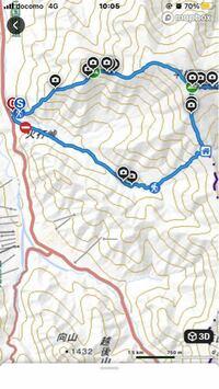 平標山に登って下山したときに上信越自然歩道を通りました。YAMAPの記録みたら立ち入り禁止区域(別荘地)に入っていたみたいです。他のユーザーの方にもメッセージで立ち入り禁止区域入らないようにと言われました。 他にも道があったのでしょうか?