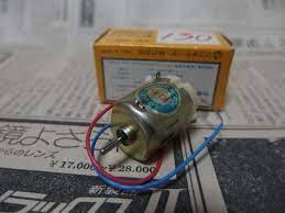 このモーター(マブチ)ってムラグやスンメージの直流発電機と同じ仕組み?