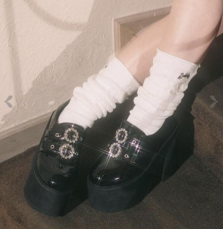 画像のbubblesの靴を購入したいのですが、普段23cmの靴を履いている場合、22.5〜23cmの36と23〜23.5cmの37どちらがいいでしょうか?