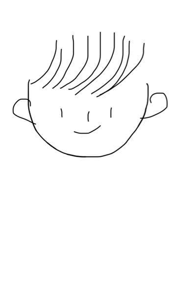 前髪がこのようになります。 朝は平気なのですが少し時間が経つとすぐに戻ってしまいます。 対処方法を教えてください