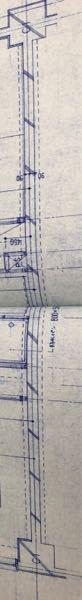 マンションの平面図の一部です。 戸境壁が180mmあります。 この造りは問題ある建物でしょうか?