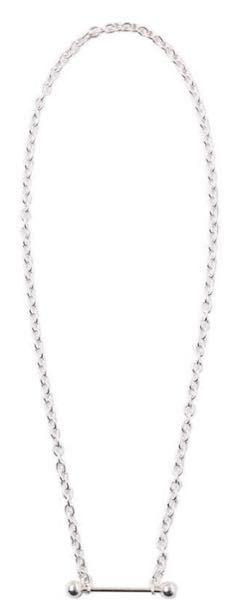 この形状のようなネックレス探してます。