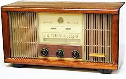 「真空管ラジオ」は 音もレトロなのですか??