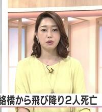 質問です。 1.牛田茉友アナ、黄色のトップスは素敵でしたか?  2.この日の綺麗度は如何でしたか(100点満点で)?  (◆danさん用◆)