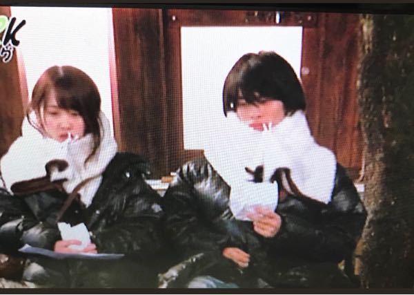 この写真は平野紫耀さんと川栄李奈さんなのですが、sharkのどのシーンでしょうか。メイキングなのでしょうか。 ご回答お願いいたします。