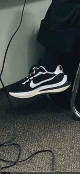 靴詳しい方、このNIKEの靴の名前を教えて頂きたいです。