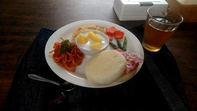 このような朝食を食べたくなりますか