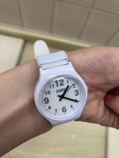 腕時計が内側に回っちゃう人いますか?