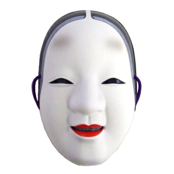 文化祭のお化け屋敷で能面を使いたいのですが、顔に付けれるサイズの能面が見当たりません。もし買った人などがいればリンクを貼っていただけると助かります。 参考画像を載せておきます。 他にも和風...