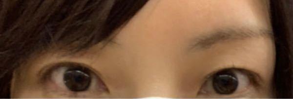 この目はたれ目ですか?つり目ですか?