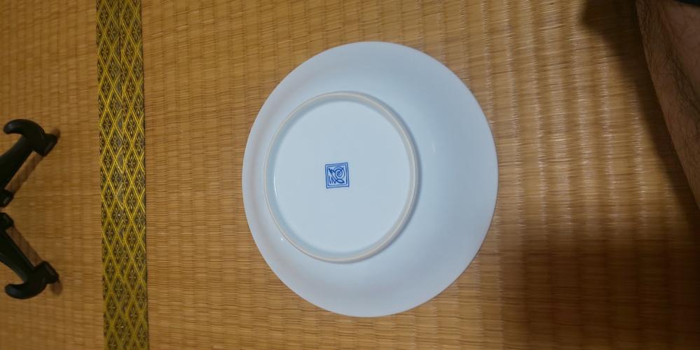 皿ですが、作者分かりますか?宜しくお願いいたします!