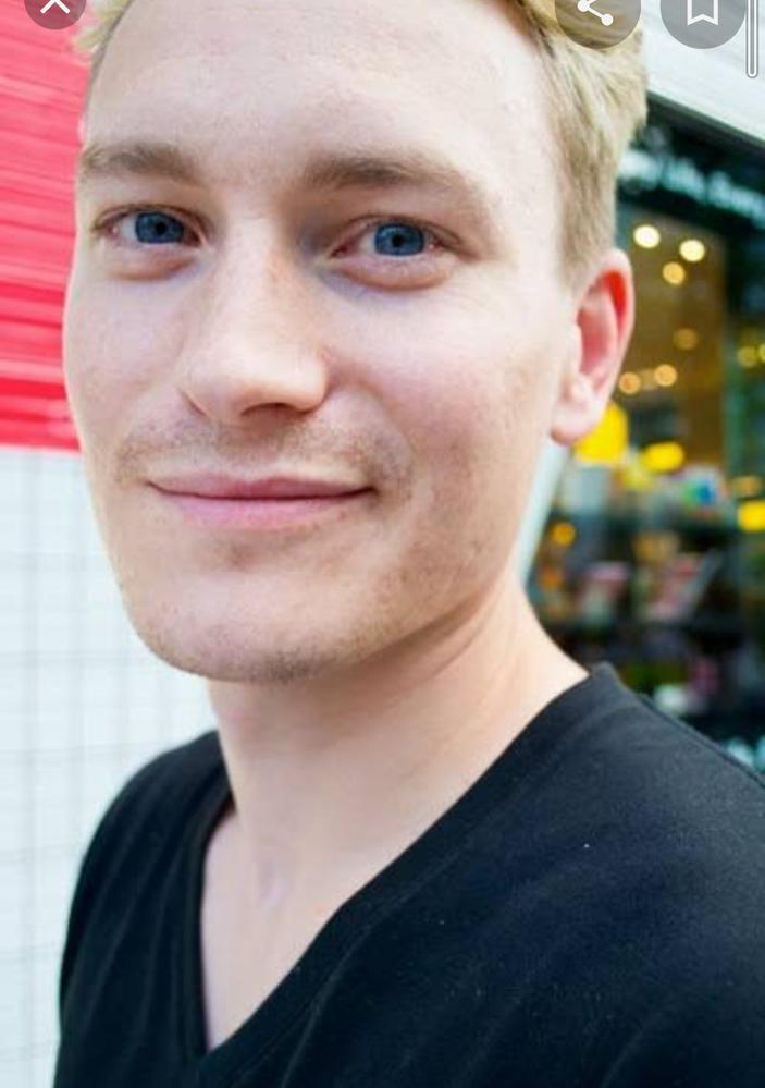 スウェーデンの個性派スケーター、クリストファー・ベルントソンさんといえば、鍵山選手のタッカーにそっくりの衣装の「アメリ」ですが、 海外の俳優だと誰に似ていると思いますか?