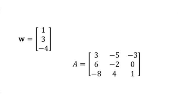 が のnull space (零空間)であることを示せ. わかる方教えてください!