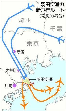 去年から使われている羽田空港新ルート。 ウチの上を低空飛行するので、とてもうるさいです。 コロナ禍が終わったら便数が増えると思うので、今から不安です。 ルート変更はないのでしょうか?