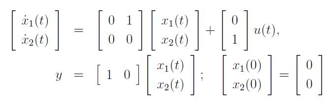 図のシステムの伝達関数を求める問題が分かりません。 途中式や答えなどを含めて詳しく教えていただきたいです。