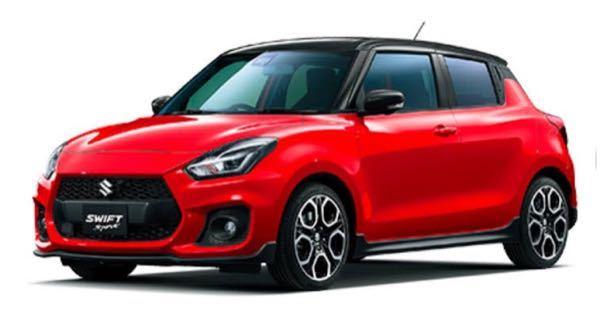 スイフトのツートンカラーって皆さん的にはどうですか? 最近流行りなのかツートンカラーの車が多いですが、ネットだとツートンはオシャレとダサいの意見が真っ二つです。 個人的にはこの赤と黒のツートンが気になっています。皆さん的にはこのカラーリングはどうですか?